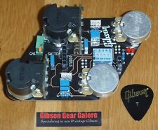 Gibson Les Paul Pot Control Board Push Pull HP Guitar Parts Quick Connect Studio