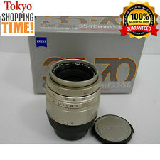 [NEAR MINT+++] CONTAX CARL ZEISS Vario-Sonnar T* 35-70mm F/3.5-5.6 G Lens Japan