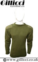 MENS WARM DOORMAN COMBAT WORKWEAR POLICE ARMY SECURITY NATO JUMPER PULLOVER