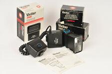 Vivitar 3500 Flash with Olympus Dedicated Module & Dedicated Sensor Cord