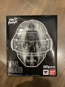 S.H. Figuarts Daft Punk Thomas Bangalter Action Figure New W Shipper Bandai