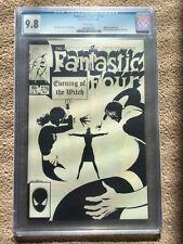 Fantastic Four #276 - CGC 9.8