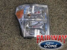 11 thru 16 Super Duty F250 F350 F450 F550 OEM Ford Head Lamp Light RH Passenger