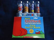 Clifford the Big Red Dog Sortin Bank-Great Gift for the Birthday Child