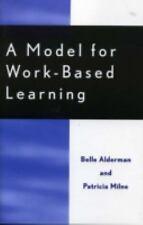 A Model for Work-Based Learning (Paperback or Softback)