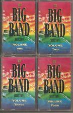 The Big Band Selection -Various Artists inc Glenn Miller-4 Cassette Set (tested)