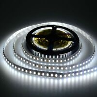 SMD 3528 5M Non-Waterproof Flexible Cool White LED Strip 600 LEDS 48W 12V