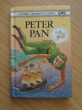Ladybird Children`s Classics Book. Peter Pan by Sir J. M. Barrie Hardback, 1981