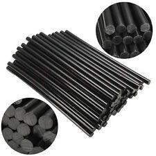 Black Hot Melt Glue Sticks 270 x 11mm Adhesive Craft Heating Glue Gun Tool