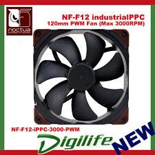 Noctua 120mm NF-F12 industrialPPC IP52 PWM Fan (Max 3000RPM)