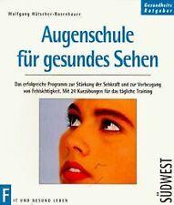 Augenschule für gesundes Sehen von Hätscher-Rosenbauer, ... | Buch | Zustand gut