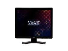 ViewZ VZ-17RTN 17 inch 1280x1024 HDMI/VGA Professional LED CCTV Monitor