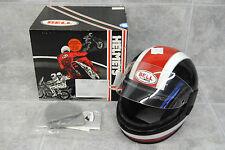 New NOS 1986 Vintage Bell GT-2 2 II Motorcycle Helmet Size 7 1/2 60 cm 06238
