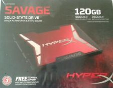 Kingston Hyperx Savage 120GB SSD SATA 3.0