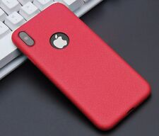 Accesorios Estuche Fundas Caja Textura Silicona Delgado Case Cover Para iPhone X