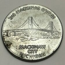 The Fort Restaurant And Gift Shop Mackinaw City Michigan Token Coin D677