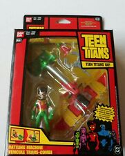 Teen Titans -Battling Machine - Robin Vac-Cycle
