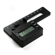 Main Blade Digital Pitch Gauge for Trex 250 450 500 550 600 700 Helicopter