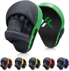 Boxing Equipment Punching Gloves Thai Pads Boxing Training Mitts Kickboxing Pad