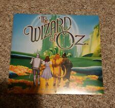Wizard of Oz calendar 2001