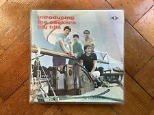 More details for the seekers - 2 track 3.75 ips mono tape - introducing the seekers big hits.