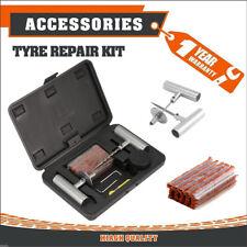 Tyre Puncture Repair Kit - Tubeless Car Bike Van Truck Motorcycle Tool 30 Strips