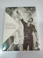 Manuel Carrasco La Cruz del Mapa Directo Metropolitano - 3 x CD + DVD Nuevo
