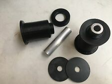 BMW E36 REAR BEAM BUSHES (COMPACT) in Duraflex Black Polyurethane