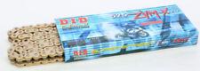 D.I.D 525 ZVMX Super Street X-Ring Chain - 130 Links - Gold 525ZVMXG130Z