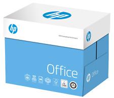 Druckerpapier HP Office Quick A4 2500 Blatt Matt Weiß Kopierpapier 80g EcoLabel