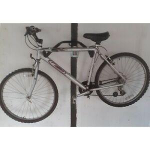 Bike Rack Wall Mount  (for Witter, bak-rak and similar bike racks)