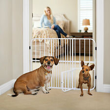 "You & Me Easy-Fit Tuffy Expandable Pet Gate, 26""-42"" W x 24"" H"