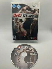 Ufc Personal Trainer: The Ultimate Fitness System-Nintendo Wii-Video Juego