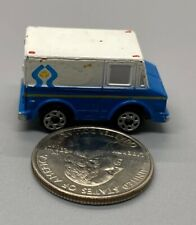 Micro Machines Ford Delivery Van From 2003 Hasbro City Streets Set, RARE!