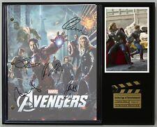 "The Avenger Reproduction Signature Script Display ""C3"""