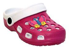 Boys Girls Kids Children Eva Clogs Beach Summer Flip Flops pool Shower Sandals