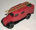 HO Scale Opel Blitz '39 Emergency Fire Engine Vehicle • Wiking #18-861 • 1/87