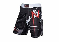 Az New Mma Grappling Shorts Mix Cage Fight Kick Boxing Short-1544