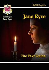 Gcse Texto en Inglés Guide - Jane Eyre por Cgp Libros de Bolsillo 978178294310