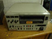 Sony VO-5850P Grabadora de cassette de video U-matic (repuestos y reparaciones) AJ018