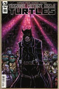 Teenage Mutant Ninja Turtles #90-2019 nm- 9.2 IDW Variant Cover Kevin Eastman