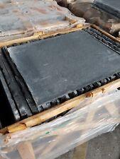 Black Granite Fire Hearth, floor tiles. 700mm x 600mm Tyne & Wear Area