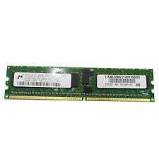 Micron IBM Memory 256mb Pc2-3200 Cl3 ECC Ddr2 SDRAM