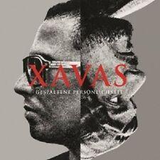 """XAVAS """"GESPALTENE PERSÖNLICHKEIT"""" CD NEU"""