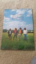 Original, 1987 Led Zeppelin Calendar. Perfect condition.
