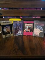 4 Black Sabbath Cassette Tape Lot NEMS