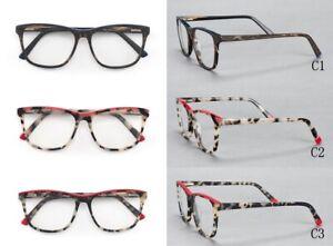 Kunststoff Brille in 3 Farben m. Federscharnier incl. individueller Sehstärke
