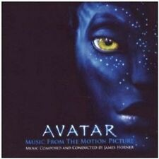 "JAMES HORNER ""AVATAR (SCORE)"" CD ORIGINAL SOUNDTRACK NEW+"