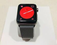 Apple Watch Series 2 - 42MM Stainless steel case - Milanese loop