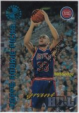 1994-95 TOPPS STADIUM CLUB MEMBERS ONLY: GRANT HILL #48 ROOKIE PICKS CHROME RC